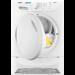 Tørketrommel med varmepumpeteknologi, som sørger for skånsom og problemfri tørking av all klesvasken din. Systemet AutoSense+ velger automatisk riktig tørketid for deg, slik atdu slipper å gjette.