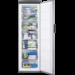 Congelador de 185x59,5x65,8, Control electrónico, Puerta Arqueada y Reversible, Inox Antihuellas, A+ (Posible instalación Side by Side con ZRA40400XA)