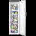 185 cm højt fritstående fryseskab med NOFROST teknologi. Elektronisk temperaturstyret fryseskab med vendbar dør og SuperFrys funktion.