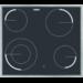 60 cm, 4-fach schnellaufglühend, 1 Zweikreis-Zone