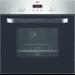 Vestavná trouba, Vnitřní objem (l): 60, Barva: Nerez ocel, Elektronické funkce: akustický signál|trvání|minutka|konec|ukazatel vypnutí, Způsoby ohřevu: Ventilátor+horní ohřev+spodní ohřev|Gril|Horní + spodní ohřev.