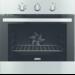 Forno multifunções, 6 programas, comando por botões fixos, conta-minutos (desliga o forno), Inox, A-10%, ACQUA CLEANING,  74Litros, ventilador de arrefecimento, 3 níveis de cozedura, 2 vidros na porta