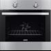 Basis ovn med enkel og betjeningsvenlige drejeknapper og stort ovnrum med ægte varmluft.