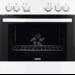 Stor ovn med god plass som gir større frihet i plassering av matrettene. Den har en rekke funksjoner som forenkler matlagingen fordi den tilbyr mange nyttige ovnsfunksjoner. For montering under benk.