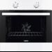 Stor stekeovn med alle ovnsunksjoner for moderne matlaging, inkludert varmluft. Avtagbare ovnsstiger og vaskbar emalje gjør renholdet svært enkelt. Kjøleviften sørger for effektiv kjøling av kjøkkeninnredningen.