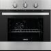 Horno Multifunción 6, Programador fin cocción, Carriles telescçopicos en 1 nivel, Mandos Fijos, Inox Antihuellas, Clase A