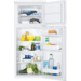 Kompakt kombiskap med toppfryser, og god oppbevaringsplass i forhold til de ytre dimensjonene, slik at du kan lagre mer mat og handle sjeldnere.