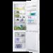Frigorífico Combi Fresh+ Advance de 201x59.5x63, Control electrónico, Display en puerta, Sistema Airflow, Luces LED, Cajón a baja temperatura, Tirador vertical, Arqueado, Blanco, A++