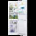 Frigorífico Combi Fresh+ Advance de 185x59.5x63, Control electrónico, Display en puerta, Sistema Airflow, Luces LED, Cajón a baja temperatura, Tirador vertical, Arqueado, Blanco, A++