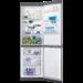 Frigorífico Fresh+ de 185x59,5x63cm, Control electrónico interno, Sistema Airflow, Luces LED, Tirador Horizontal,  Arqueado, Inox Antihuellas, A+