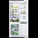 Dvovratni vgradni hladlnik z zamrzovalnikom spodaj. Elektronsko upravljanje na dotik, LED osvetlitev, hitro zamrzovanje. Steklene police, energijski razred A+.