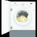 Lavadora Integrable de 7 kg a 1200 rpm, Display LCD, Inicio Diferido, Programa «Quick Wash» de lavado rápido, Blanca, Clase A++