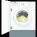 Lavadora de Carga Frontal de 7 kg y 1000 rpm, Indicadores LED, Display LCD, Inicio Diferido, Programa «Quick Wash» de lavado rápido, Blanca, Clase A++