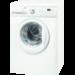Lavadora de Carga Frontal de 6 kg y 1200 rpm, Indicadores LED, Display LCD, Inicio Diferido, Sistema «Aquafall», Blanca, Clase A+
