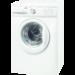 Lavadora de Carga Frontal de 6 kg y 1000 rpm, Indicadores LED, Inicio Diferido, Sistema «Aquafall», Blanca, Clase A+