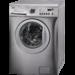 Lavadora de Carga Frontal de 7 kg a 1200 rpm, Indicadores Led, Display LCD, Inicio diferido, Inox Antihuellas, Clase A++