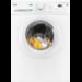 Lavadora de Carga Frontal de 8 kg con 1200 rpm, Display LCD, Inicio diferido 1-20 h, cajón detergente Flexidose, tambor suave, Blanca, Clase A+++