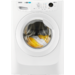 Lavadora de 8 kg a 1200 rpm, Full Touch Design, Display LCD, Inicio diferido, cajón detergente Flexidose, tambor suave, Clase A+++