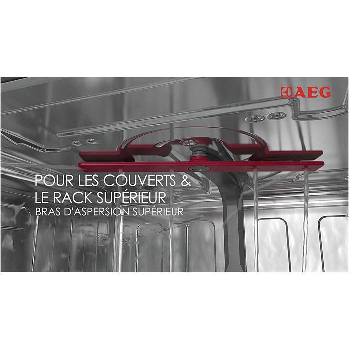 AEG - Lave-vaisselle pose libre - F66702W0P
