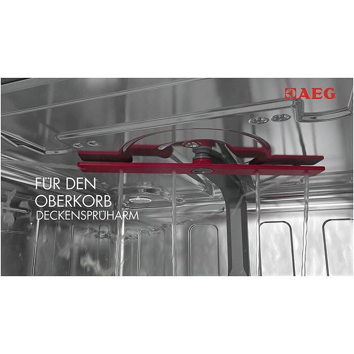 AEG - Einbau Geschirrspüler, 60cm - F78600IM0P