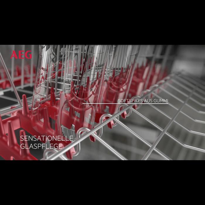 AEG - Einbau Geschirrspüler, 60cm - FUE62600PM