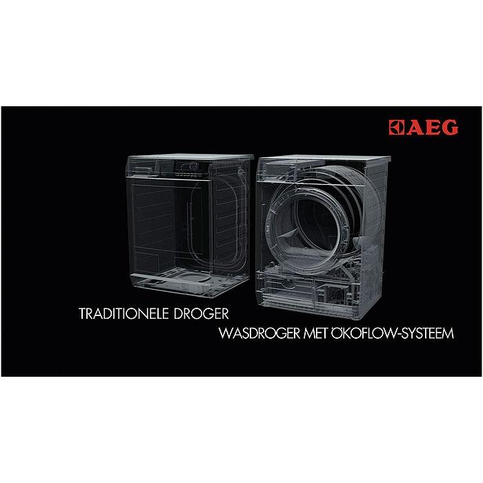 AEG - Warmtepompdroger - T76386NAH