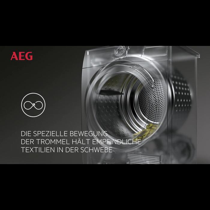 AEG - Wärmepumpen-Trockner - T8DE76585