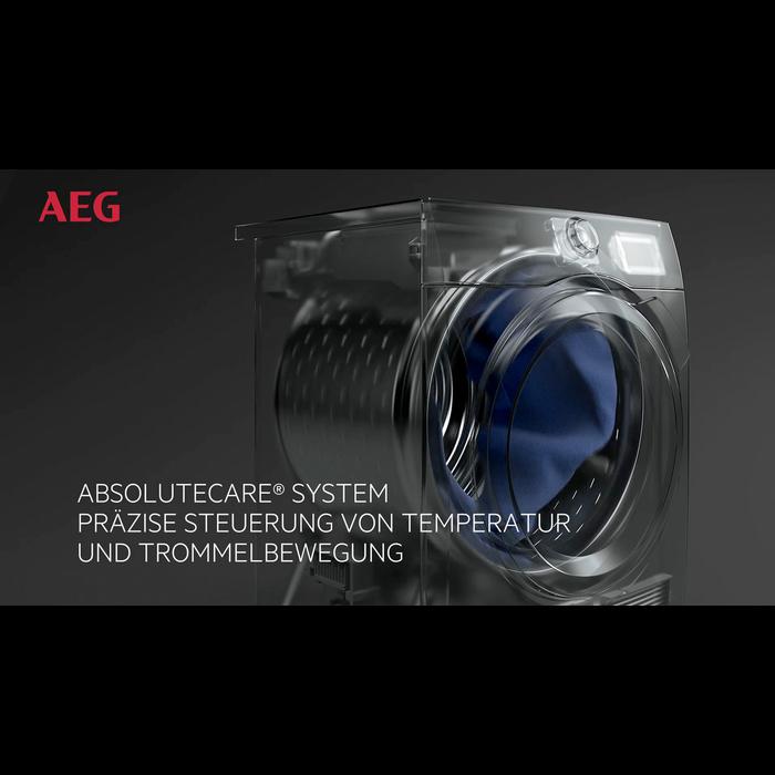 AEG - Wärmepumpen-Trockner - T8DB66580