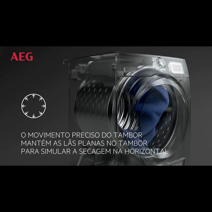 AEG - Secador bomba de calor - T8DEE842