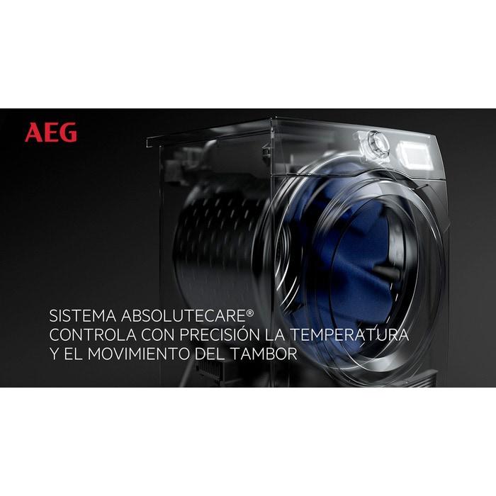 AEG - Secadora con Bomba de Calor - T8DEE862