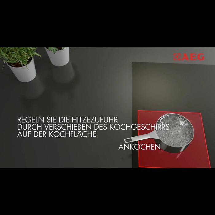 AEG - Induktions-Kochfelder - HKM95600IB