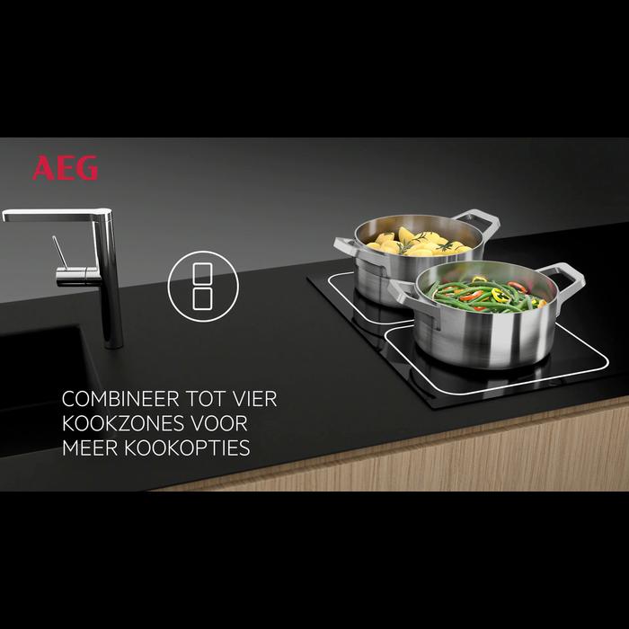 AEG - Inductiekookplaat - HK854401FB
