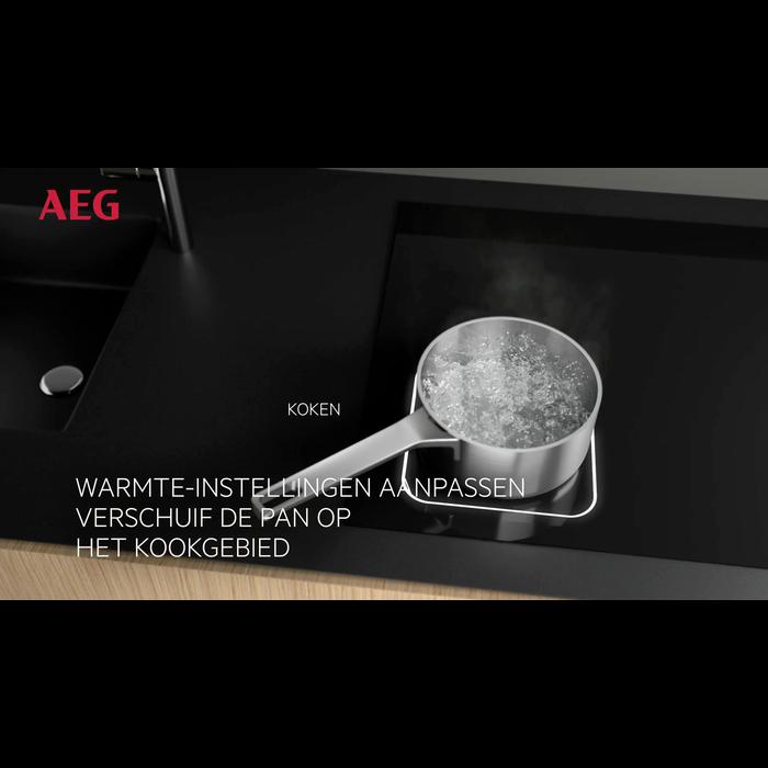 AEG - Inductiekookplaat - HKP95510FB