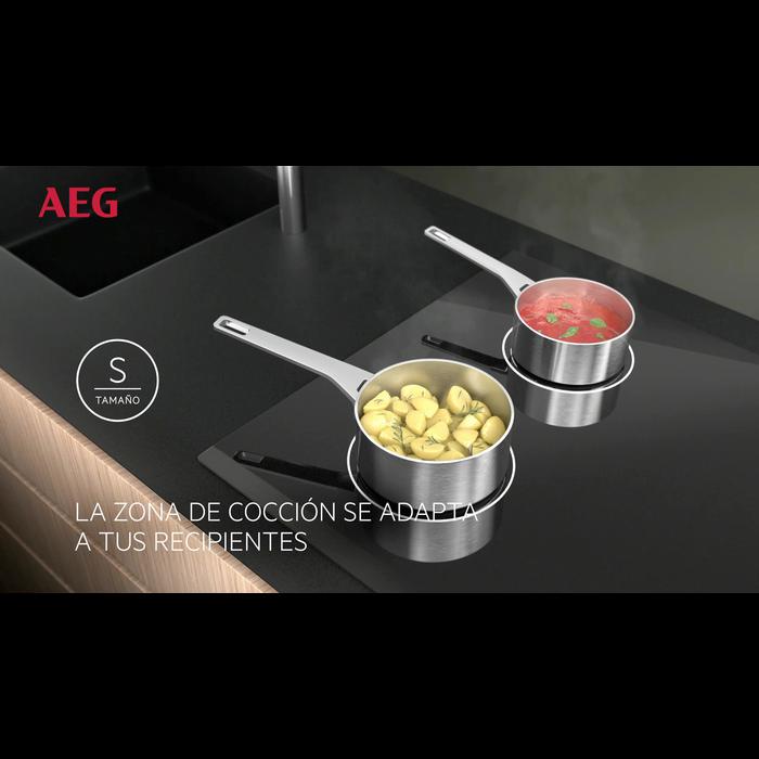 AEG - Placa de inducción - HKH81700FB