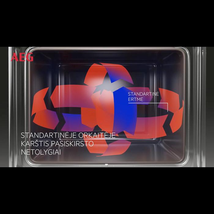 AEG - Kompaktiška orkaitė - KME761000B