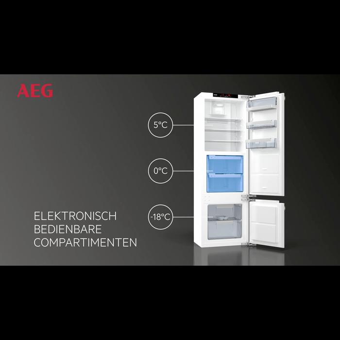 AEG - Inbouw koelkast - SKE81436ZC