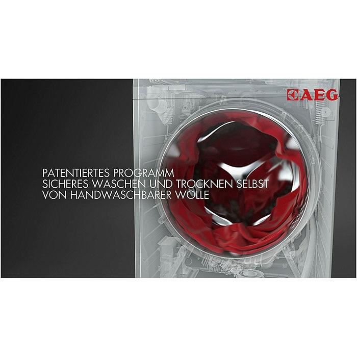 AEG - Freistehende Waschtrockner - L87699NWD