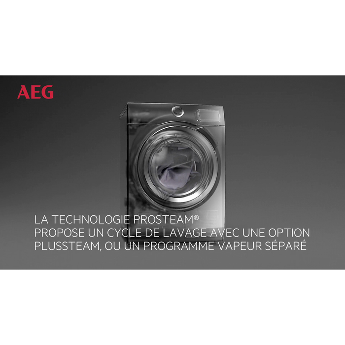 AEG - Lave-linge chargement frontal - L7FBE86W