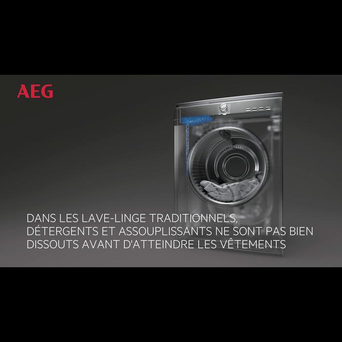 AEG - Lave-linge chargement frontal - L8FSE96B