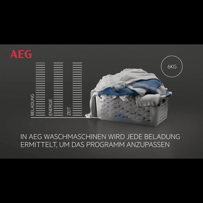 AEG - Frontlader - L6FB6548EX