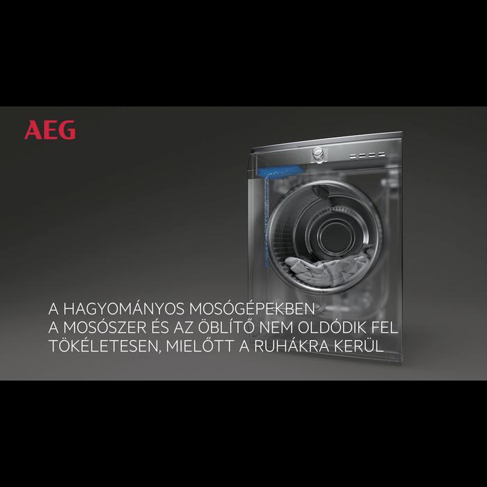 AEG - Elöltöltős mosógép - L8FEC68S