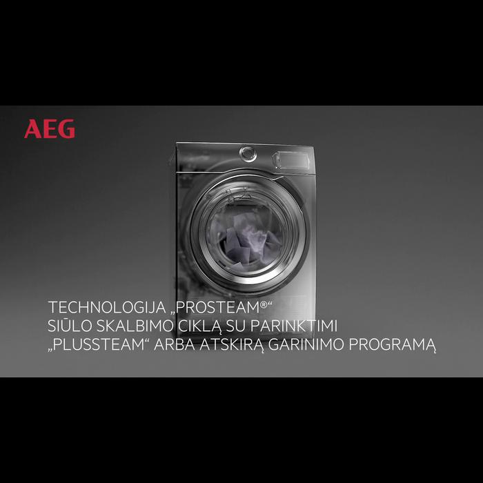 AEG - Skalbyklė kraunama iš priekio - L7FEE68S