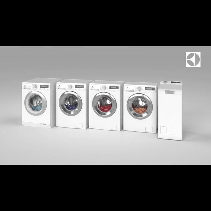 Electrolux - Pračka s vrchním plněním - EWT1567VIW
