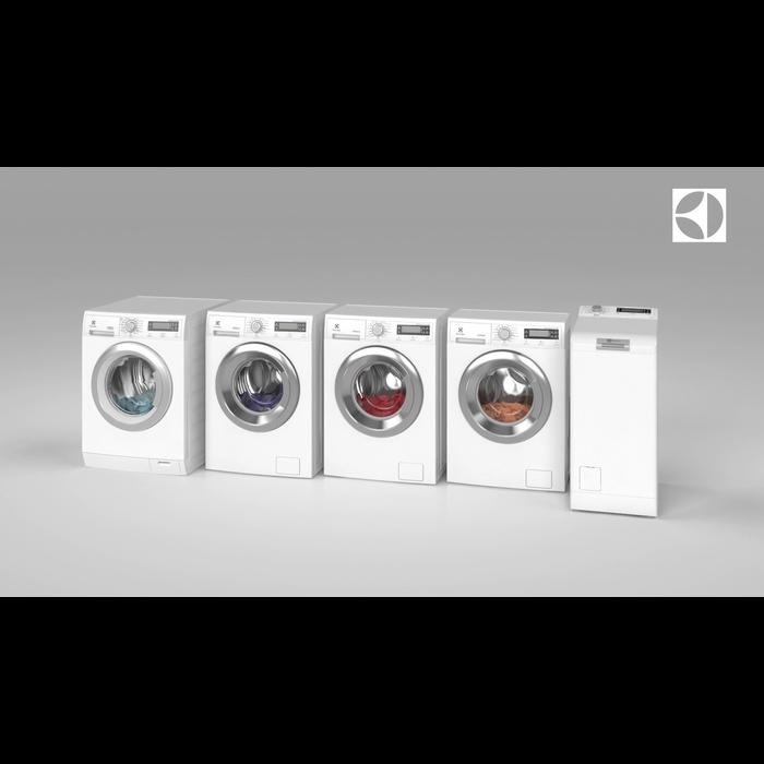 Electrolux - Maşină de spălat rufe compactă - EWS31074SA