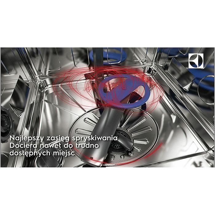 Electrolux - Zmywarka do zabudowy 60 cm - ESI7510ROX