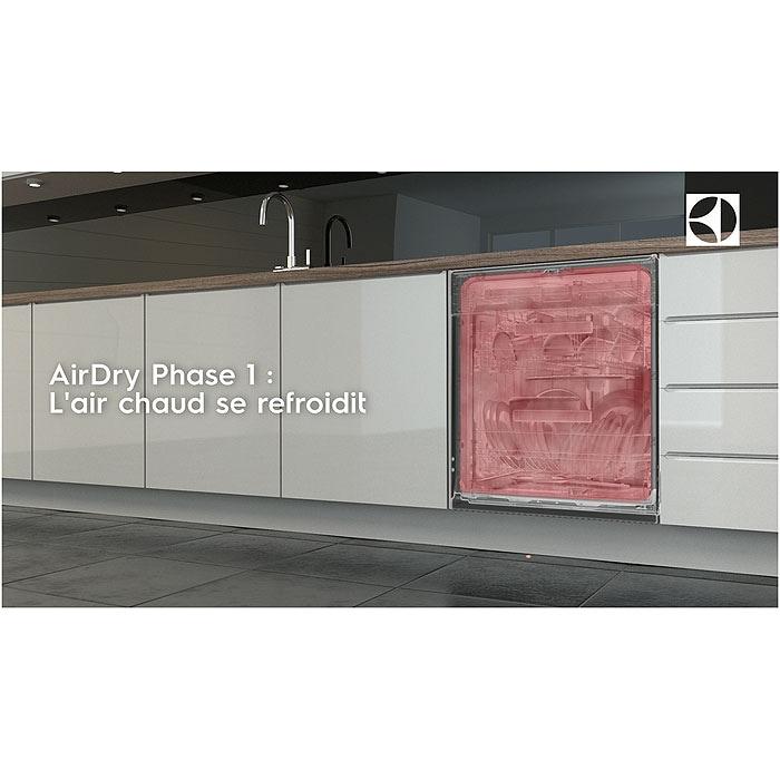 Electrolux - Lave-vaisselle encastrable - ESL8523RO