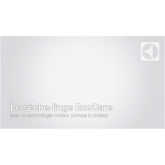Electrolux - Sèche-linge pompe à chaleur - EDH3683POE