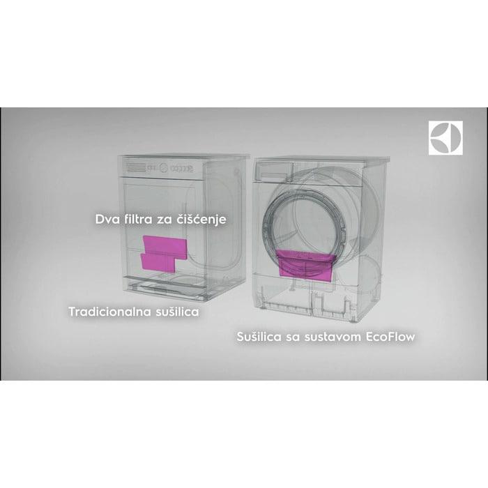 Electrolux - Sušilica s toplinskom pumpom - EDH3498RDE