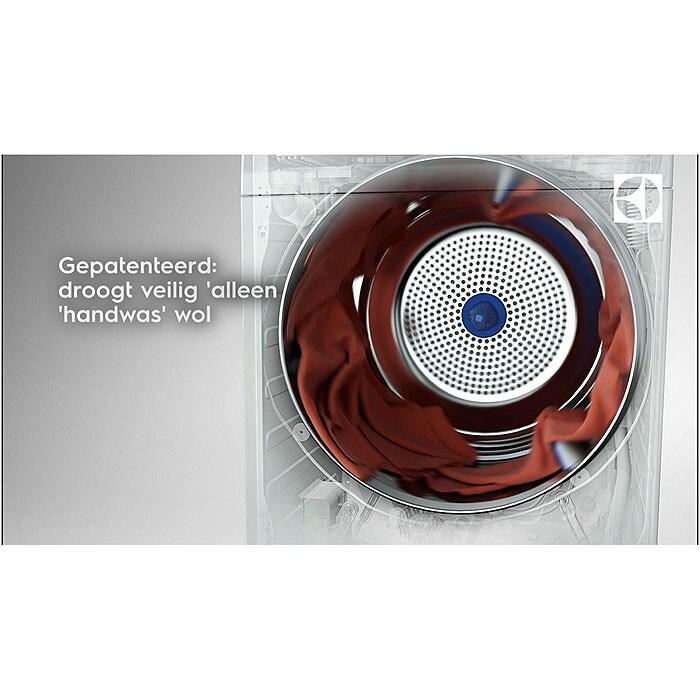 Electrolux - Warmtepompdroger - EDH3887GNE