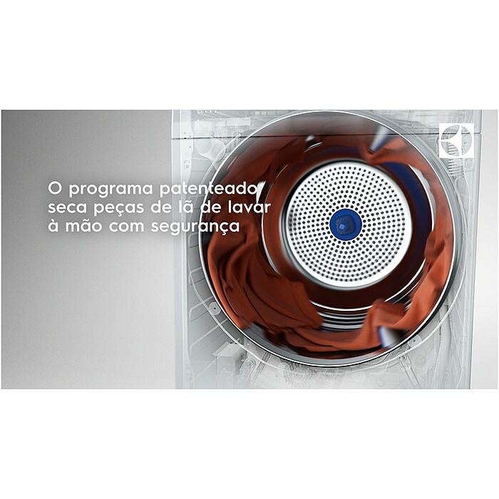 Electrolux - Secador bomba de calor - EDH3685TDW